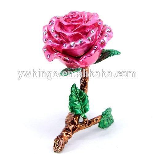 Favores de la boda y hermosos regalos caja de la baratija artesanía hecha a mano( m4242- 2)