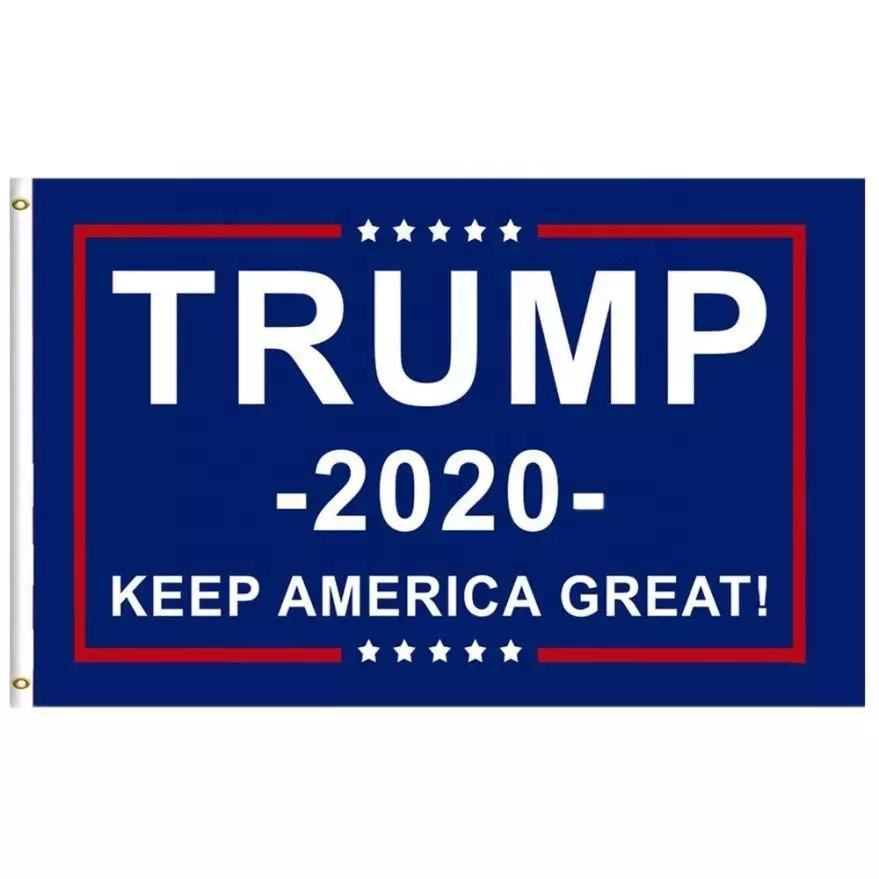President Trump Flag Trump for President 2020 Make America Great Again!