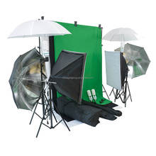 GMT10064 Backdrop Stand Soft Box Photography Light Kit Video Photo Studio