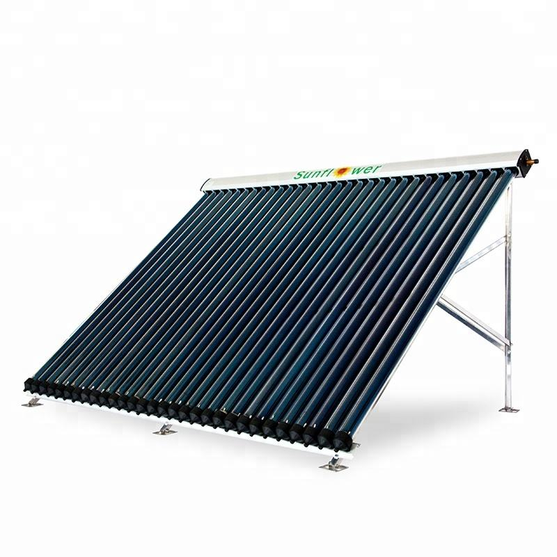 SFB305818 30 Tubes Pressurized Split Solar Collector With Heat Pipe For Solar Heating System Solar Water Heater