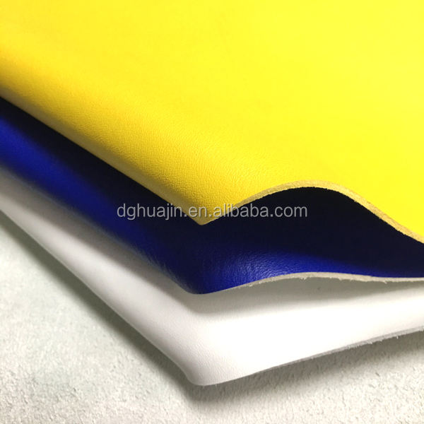 Microfiber artificial leather , polyester microfiber fabric