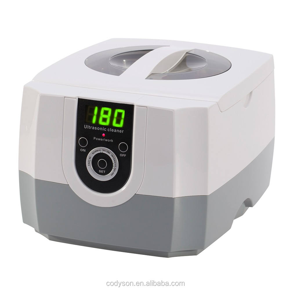 CE GS Certified Digital Jewelry Ultrasonic Cleaner CD-4800