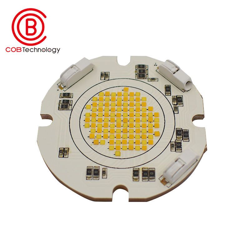 COB Technology 200W csp led Ra>90 2in1 chip on board led chip for Photography light
