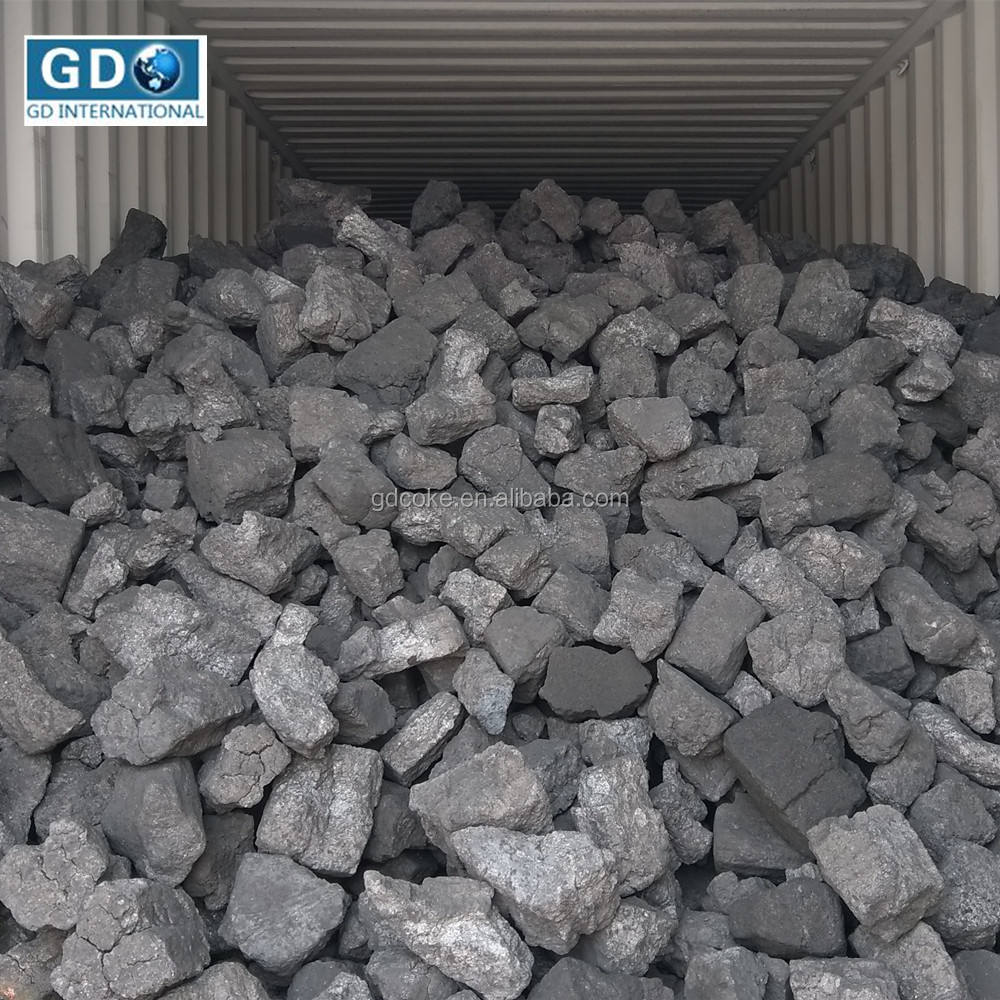 China Met Coke / foundry coke at low price S0.75%max