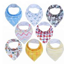 Baby Bandana Drool Bibs,bibs baby for Drooling and Teething Baby Bibs Bandana Organic