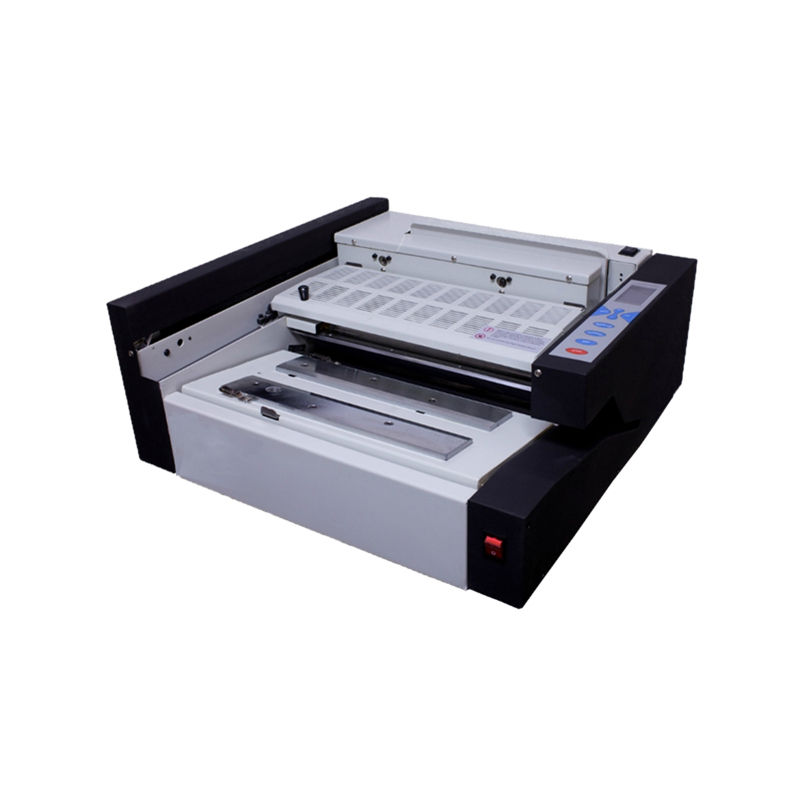 High-speed automatic perfect pur binding machine price/glue binder