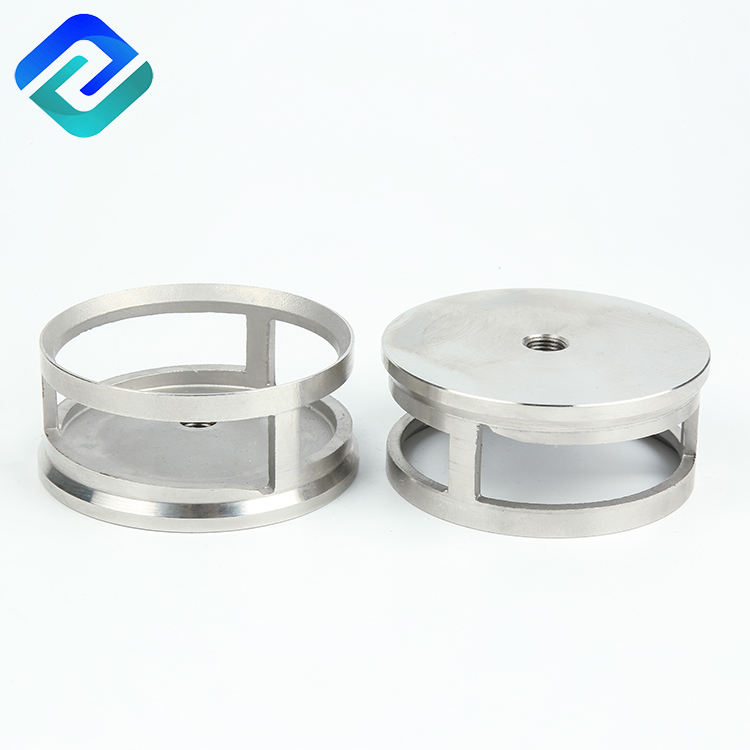 OEM Stainless steel polished precision casting valve body