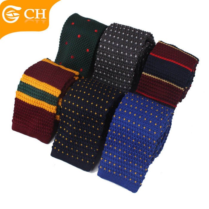 All Kinds of Mens Neckwear Slim Ties Design Your Own Crochet Knit Necktie