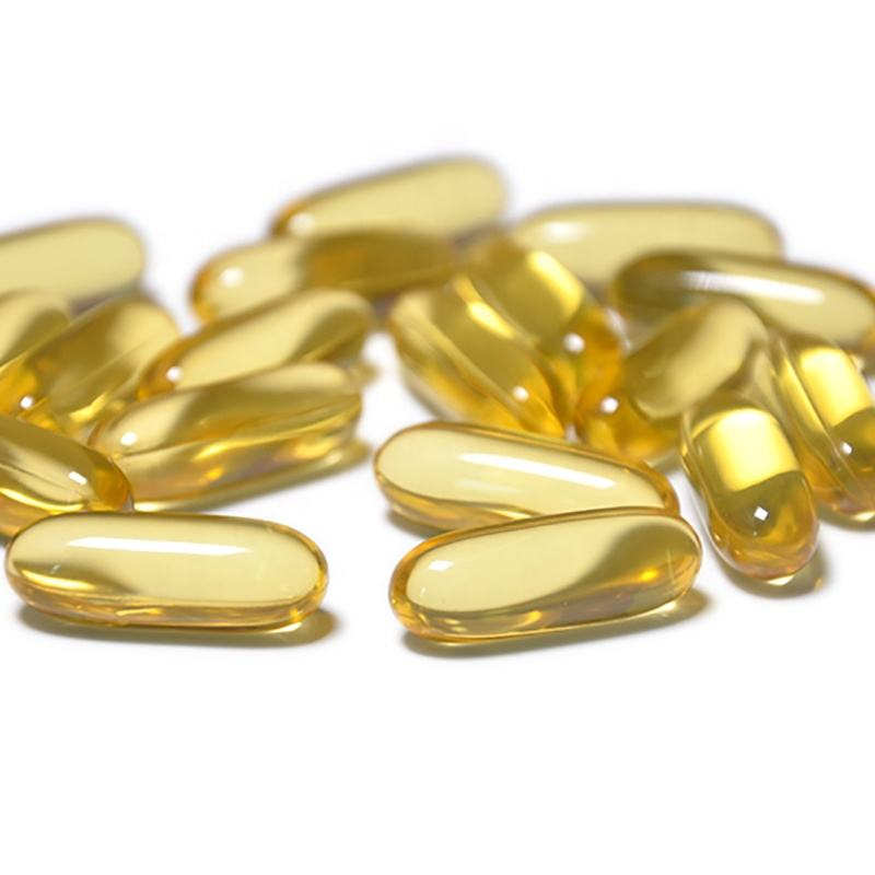GMP bulk omega 3 fish oil