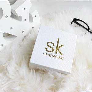 SK Shengke Watch Gift Box,Will Be Sale With Shengke Watches(Not sold separately)
