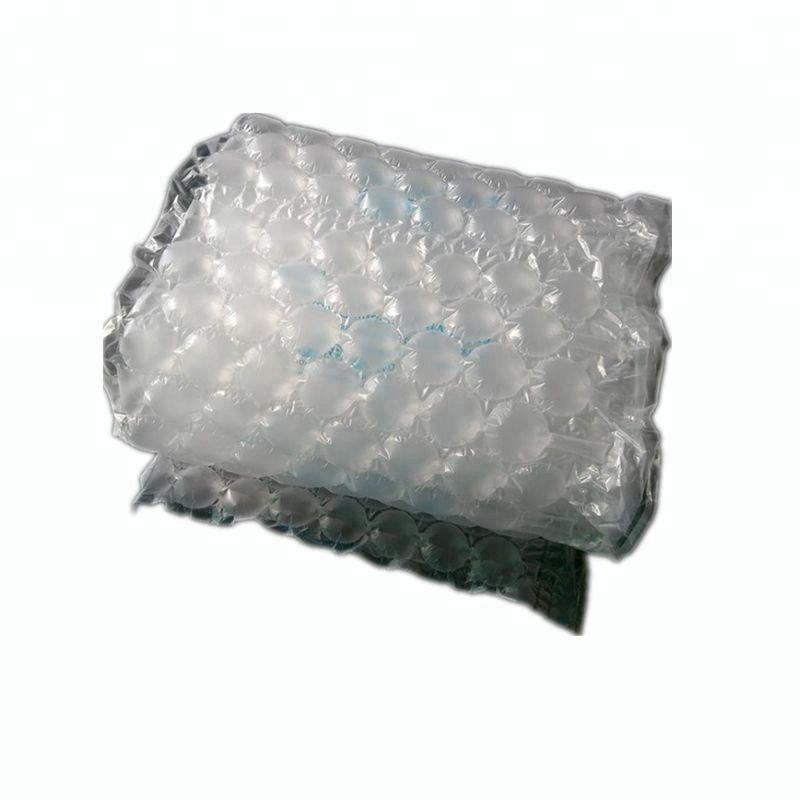 400mm*290mm Air gourd bubble film for Transportation Protective Packing/ Air Cushion Bubble Roll Film