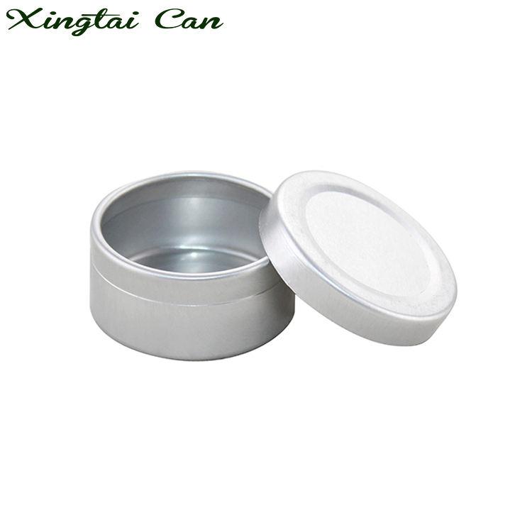 Алюминиевый жестяной коробке для медицинской крем, небольшой металлический может для таблетки, алюминия жестяная баночка 10 г