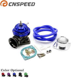 نوع cnspeed العالمي-rs الإلكترونية توربو ينفخون صمام تعديل 25 psi bov ينفخون محول صمام