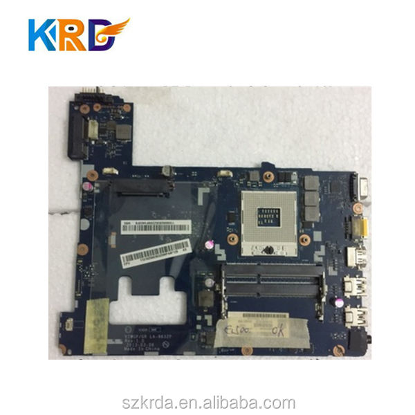 Notebook laptop motherboard for Lenovo G400 G500 G405 G505 LA-9912P LA-9642P Mainboard