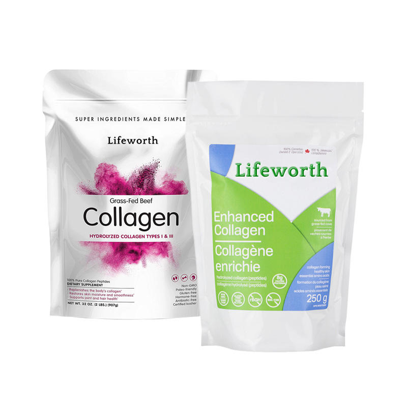 Lifeworth pure whitening collageen extract