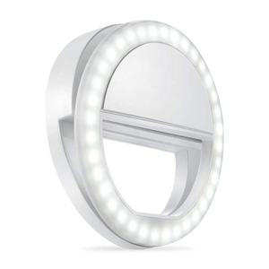 Alibaba wholesale portable beauty flash LED selfie ring light