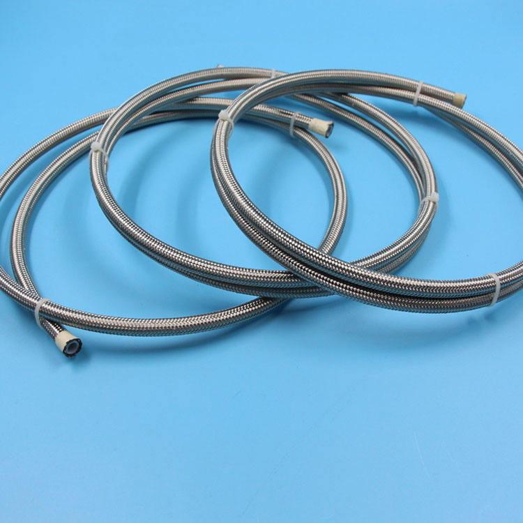 Pro Braking PBC2417-CAR-BLU Braided Clutch Line Carbolook Hose /& Stainless Blue Banjos
