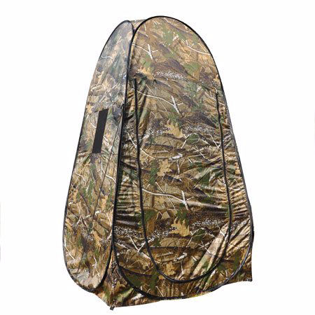 Camouflage Portable Pop Up Privacy Shower Toilet Tent Manufacturer