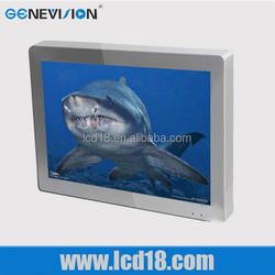 19.1 inch low price lcd tv player 1 Year Warranty Bus Advertising Display