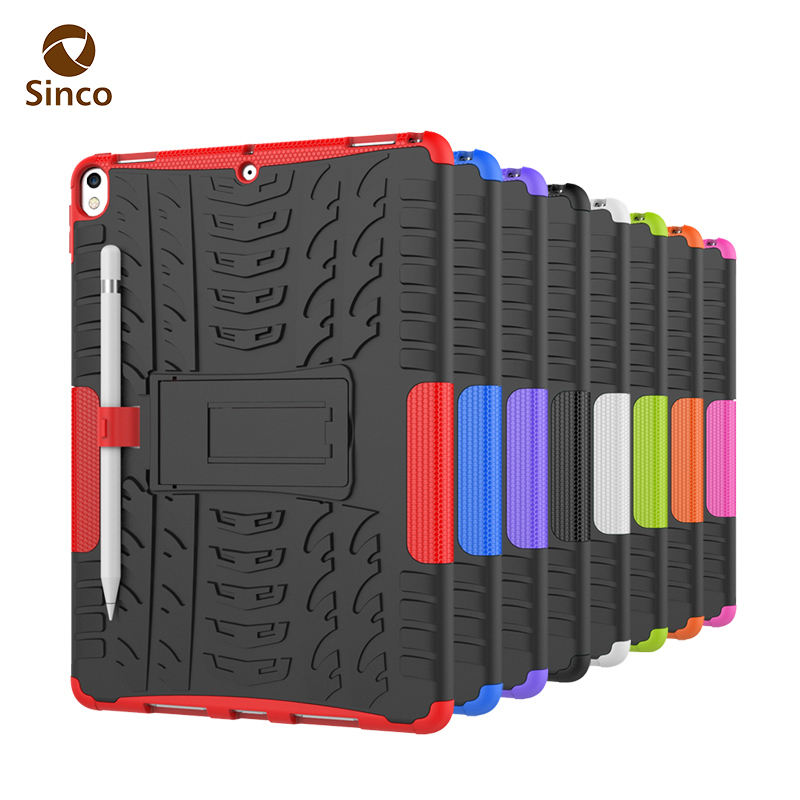 High Quality Multi Function Tablet Case Shockproof Rugged Tablet Case für 10.1 zoll
