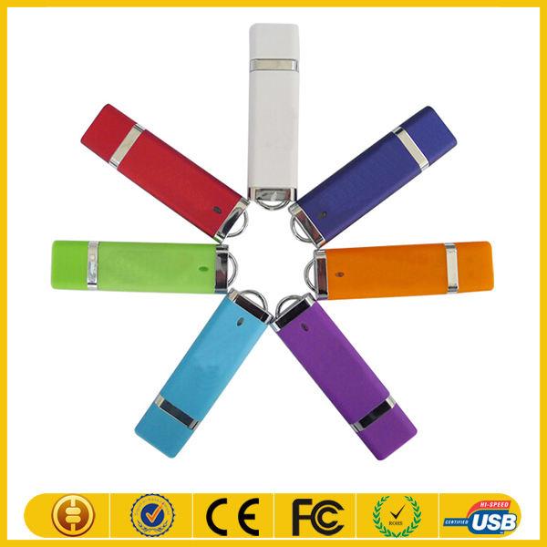 Colorful boîtier en plastique usb <span class=keywords><strong>flash</strong></span> drive avec logo de <span class=keywords><strong>clients</strong></span>