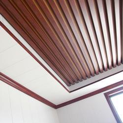 Custom Interior Building Materials PVC Panel Ceiling