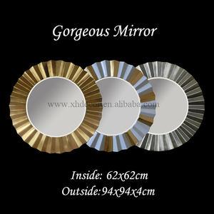 использовано в гостинице или квартире икеа круглые настенные зеркала украшения