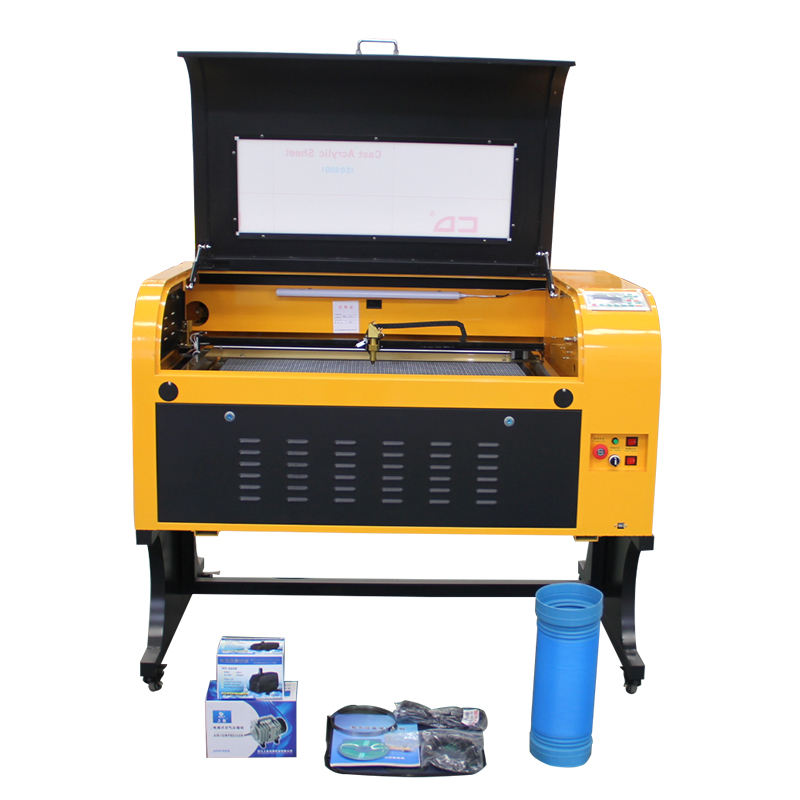 Laser Cutter 6090 Wood Acrylic Mdf Plastic Leather Cloth Fabric Laser Cutting Machine laser engraving machine 6090