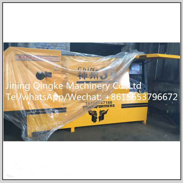 electric CNC steel rebar bending machine with high performance