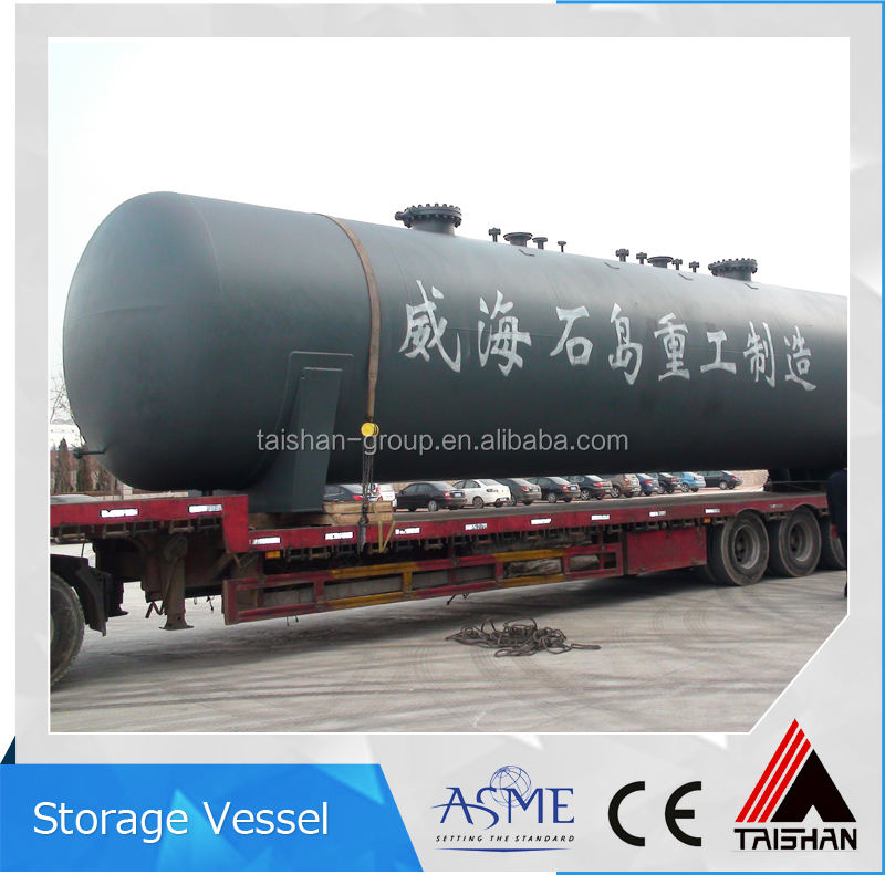 ASME Certified Gas Tank LPG Storage Tanker Used Gas Tank for Sale