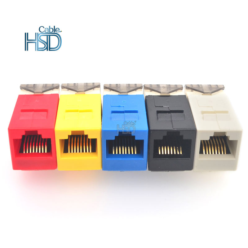 Rj45 Monoprice Monster Cat6 Toolless Keystone Modular Jack Module Rj45 Punch Down Socket UTP STP Cat6 Keystone Jack