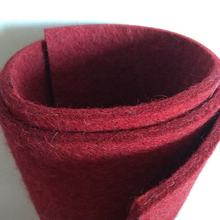 100% pure wool felt usd to keep warm fo slippers and keep warm