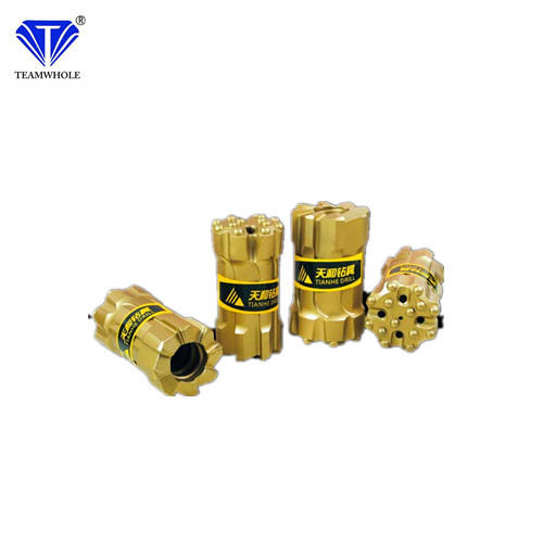 Drill Bit T51 T45 T38 Reaming Button Bit For Water Well Drilling