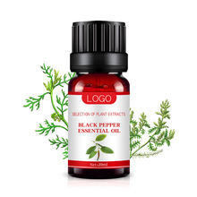 Pain Relief OEM Natural Organic Wrinkle Absolute Private Label 100% Pure Wholesale Young Living Oils Black Pepper Essential Oil