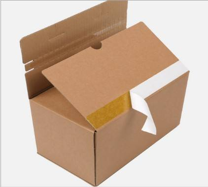 Pop-Up Fast Assembly Quick Base Self Sealing Shipping Boxes