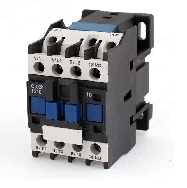 Chint Contactor 240V 50A//22Kw AC3 4P 4 Main Poles NO