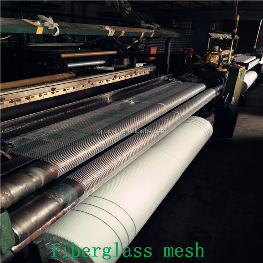 Glasvezel Mesh Machine