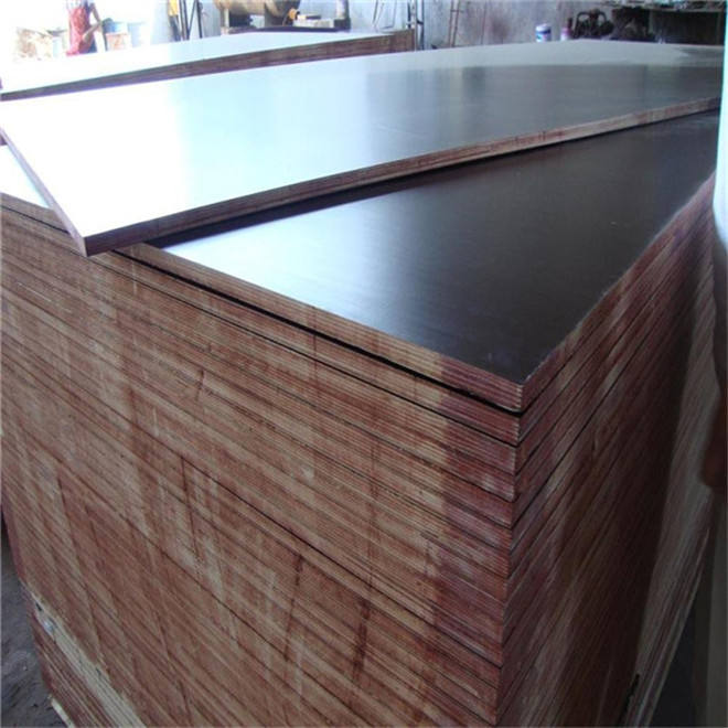 Poplar Hardwood Combi Indonesia Korinplex Film Faced Plywood