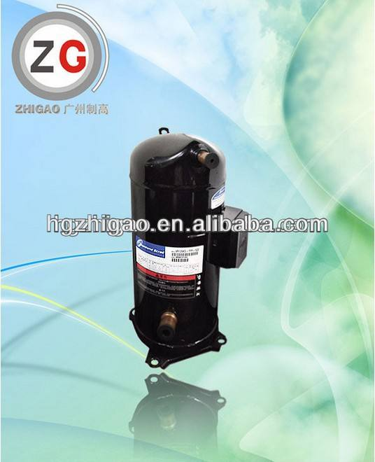 r22 3- fase 380/420v 50hz copeland scroll compressor zr72kc-tfd-524