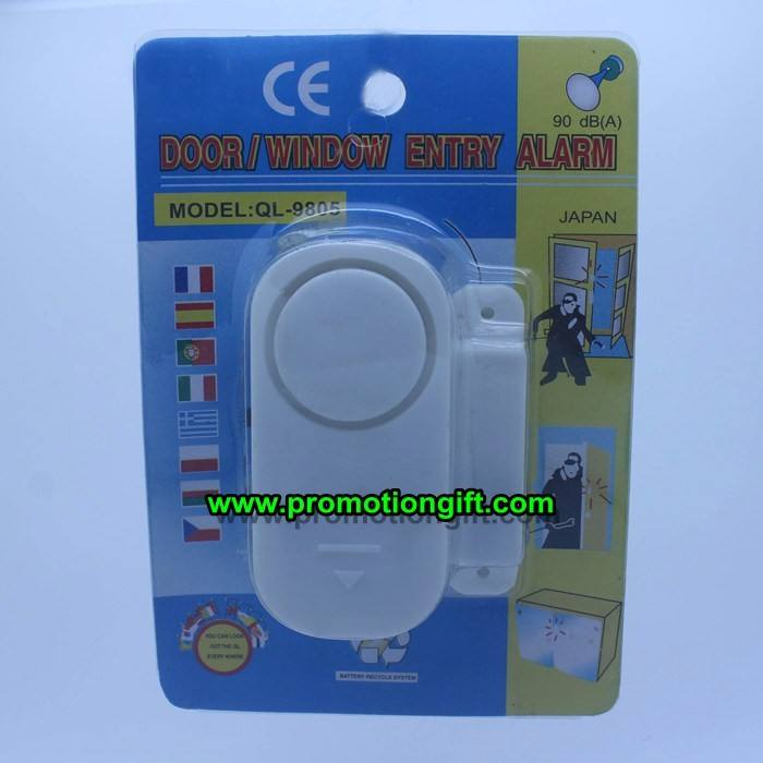 200pcs/lot Door alarm free shipping by express