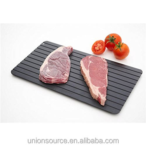 2020 Home Fast Defrosting Tray The Safest Way to Defrost Meat or Frozen Food Quickly Without Electricity