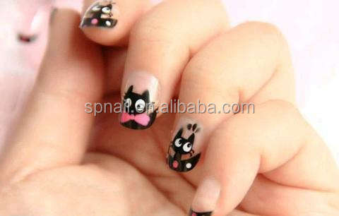 China fabriek prijs UV nail art verf gel polish