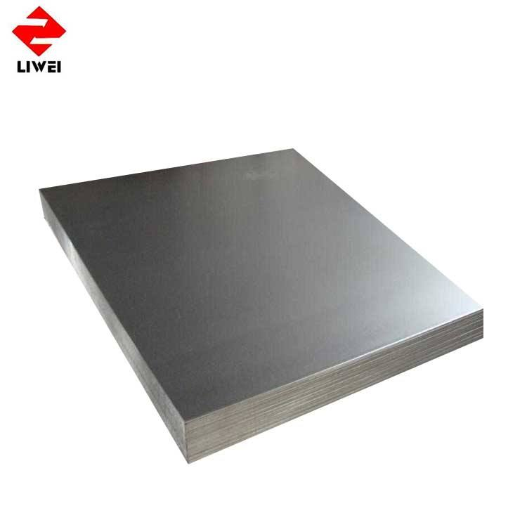 1mm Thick St14 Cold Rolled Steel Sheet
