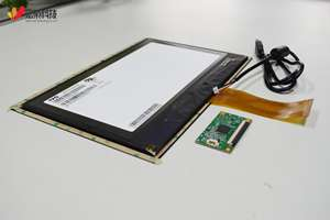 40pins IPS 1280x800 10.1 inch capacitIve touch panel tft lcd display module with LVDS interface