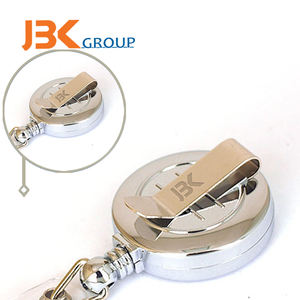 Heavy Duty Badge Houder Yoyo Clip Metalen Reel