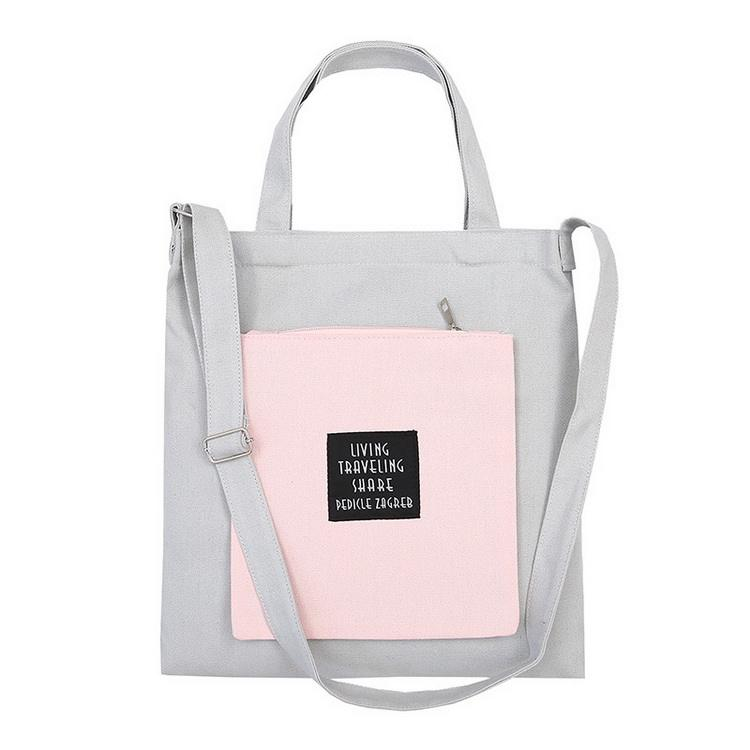 High Quality Customized 12oz Canvas Tote Bag Multi-Purpose Cotton Shopping Bag