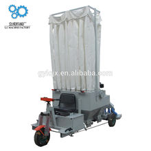 Factory dedicated easy operation high efficiency three wheel vacuum tricycle with gasoline engine