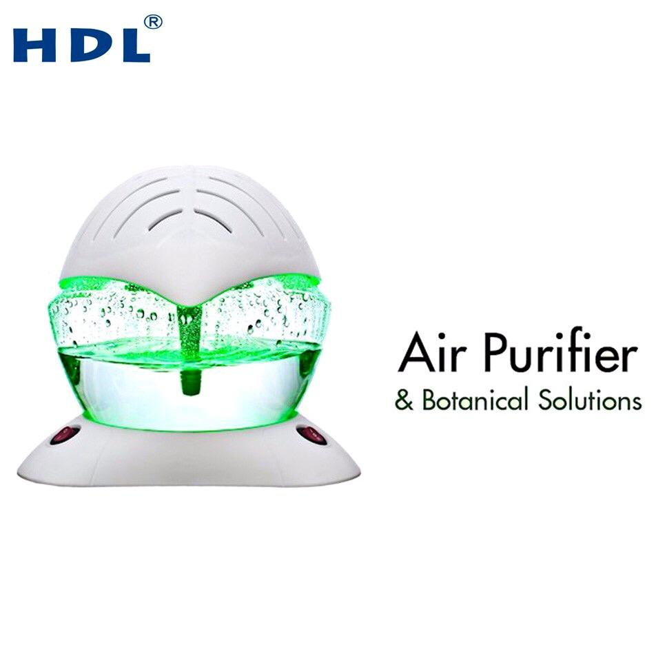 Amazon Hotsale Rainbow Color Leaf Shape Water Air Cleaner purifier and Revitalizer