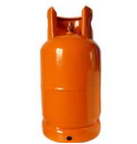 lpg empty cooking gas cylinder