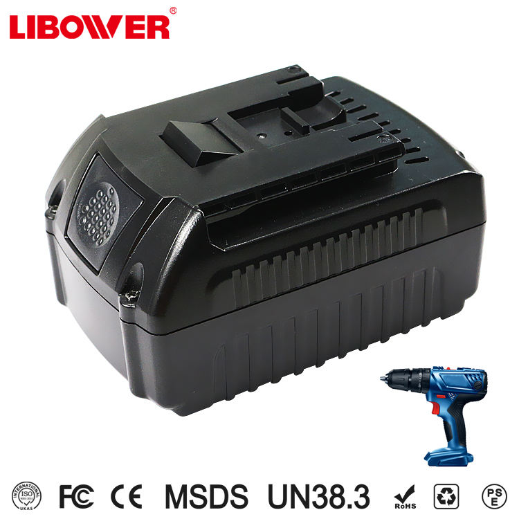 li-ion 18v 3000mah electronic power tool battery electric Libower 18volt for cordless power tool